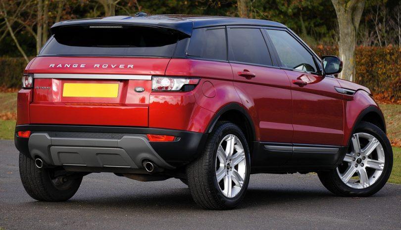 Bilarnas hunk – Land Rovern