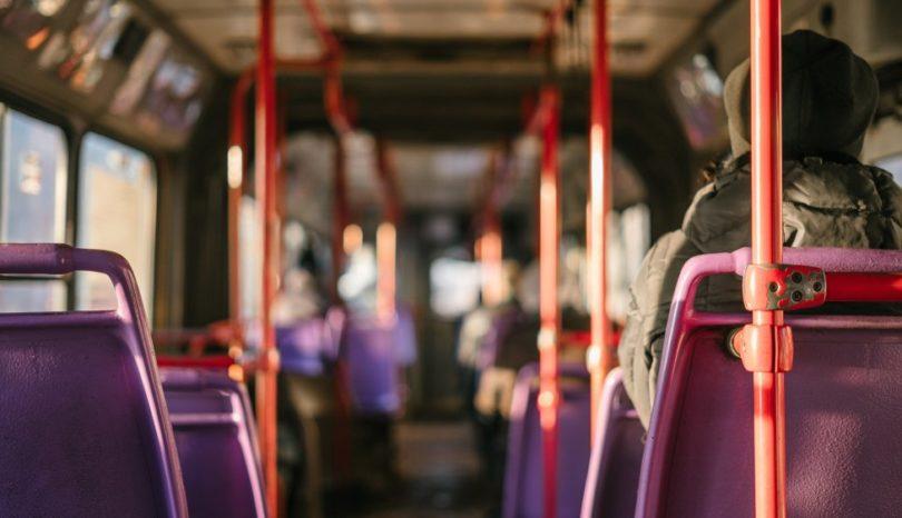 Resa med buss i Skåne