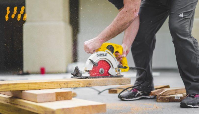 Byggnadssmide för styrka och säkerhet