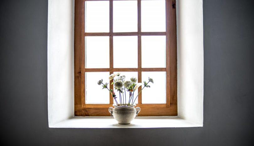 Byt till fönster med spröjs