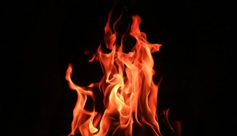 Brandtätning förebygger spridning av eld och lågor